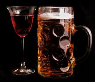 is alcohol gezond