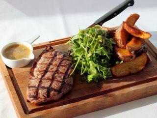 is biefstuk gezond