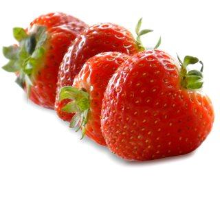 zijn aardbeien gezond